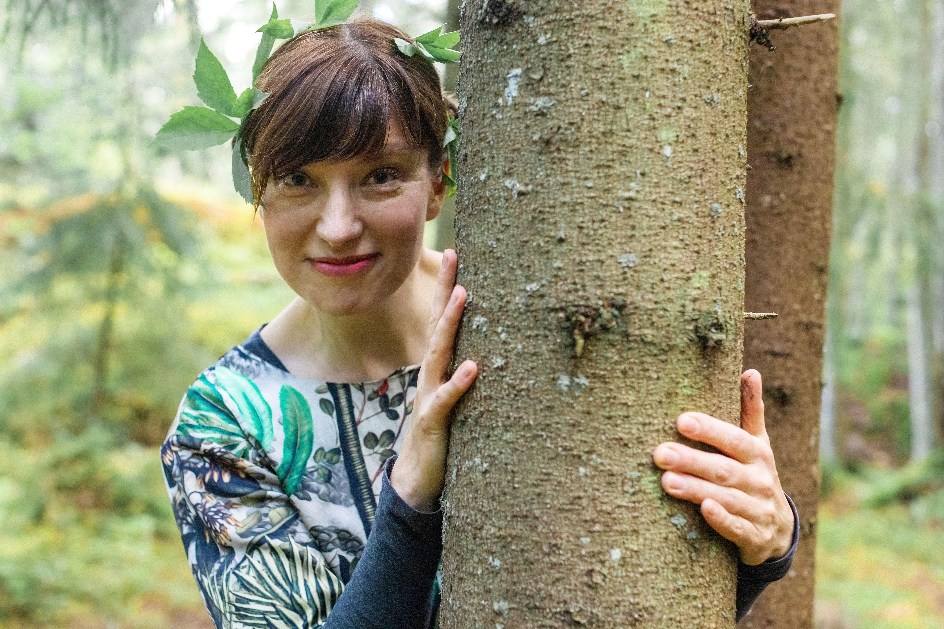 elinasuorakatsepuunrunko